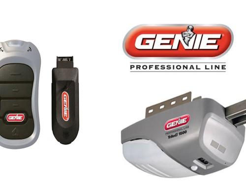 Genie Garage Door Brand Review