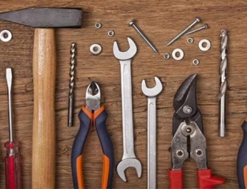 5 Tools for Garage Door Repair