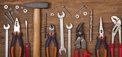 garage door tools